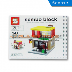 Sembo Block MCD 150 Pcs