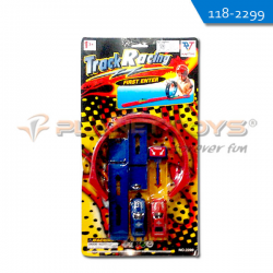 Track Racing Car 2 Pcs