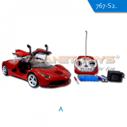R/C 1:12 Mobil Top-Speed F700 W/ Charger & Batt Dus//