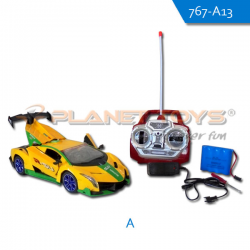 R/C 1 : 18 Car with Charger Dus